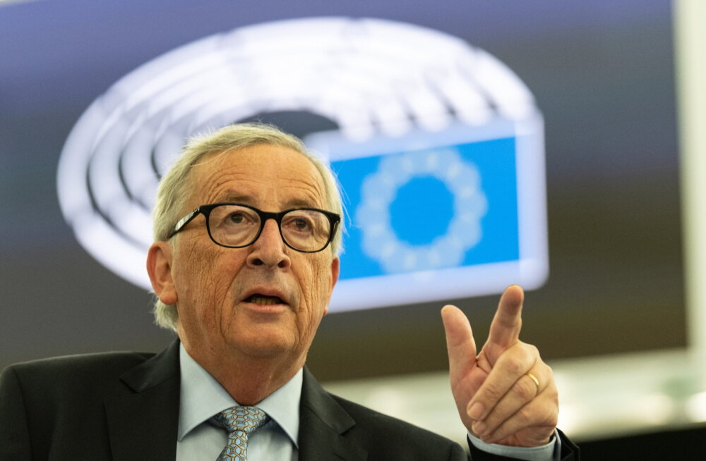 Juncker: Iiri saar saab leppeta Brexiti korral taas reaalse piiri