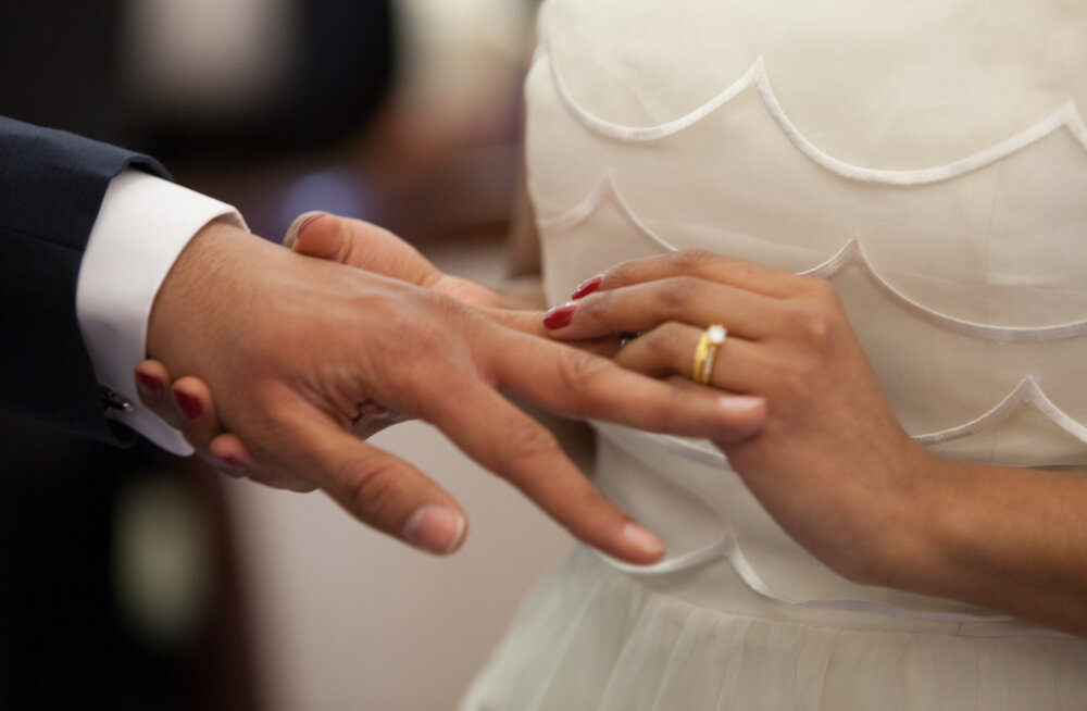 Mehe ja naise teineteiseleidmine võttis 25 aastat