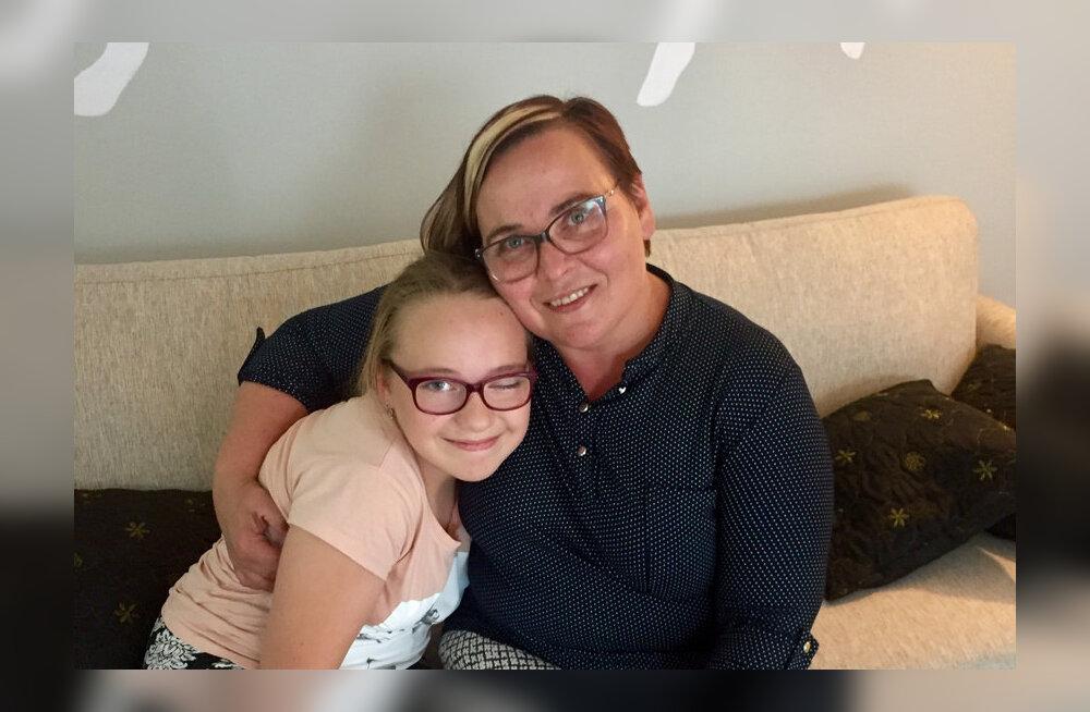 """""""Kodutunne"""" võtab ette saate ajaloo suurima projekti: 11aastase halvatud tüdruku pere saab hädavajaliku ruumi"""