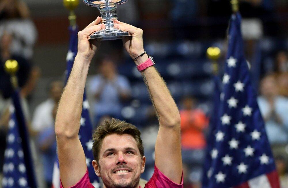 MILLISED SUMMAD! US Openil jagatakse sel aastal rekordilisi auhinnarahasid