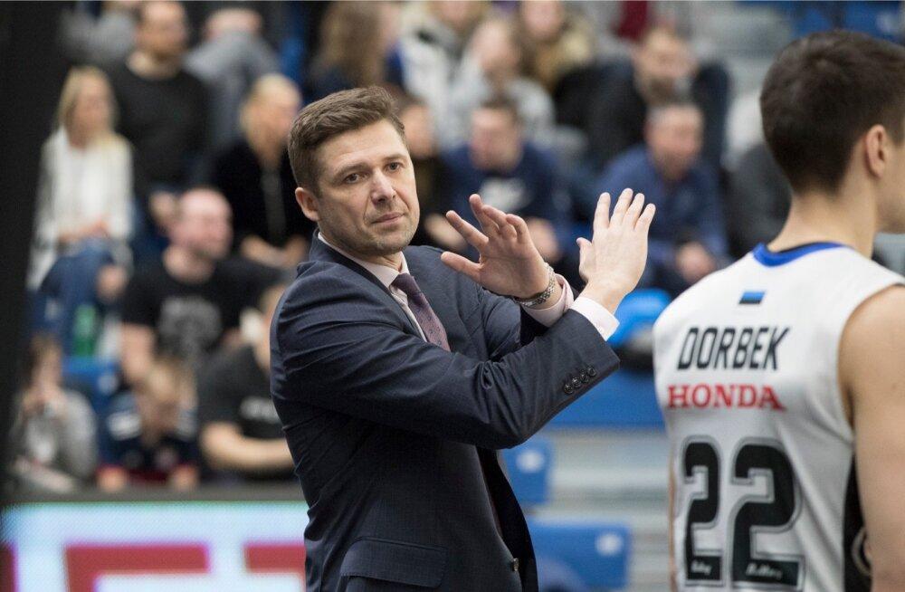 Suure tõenäosusega jätkab Donaldas Kairys Kalev/Cramo peatreenerina ka tuleval hooajal.