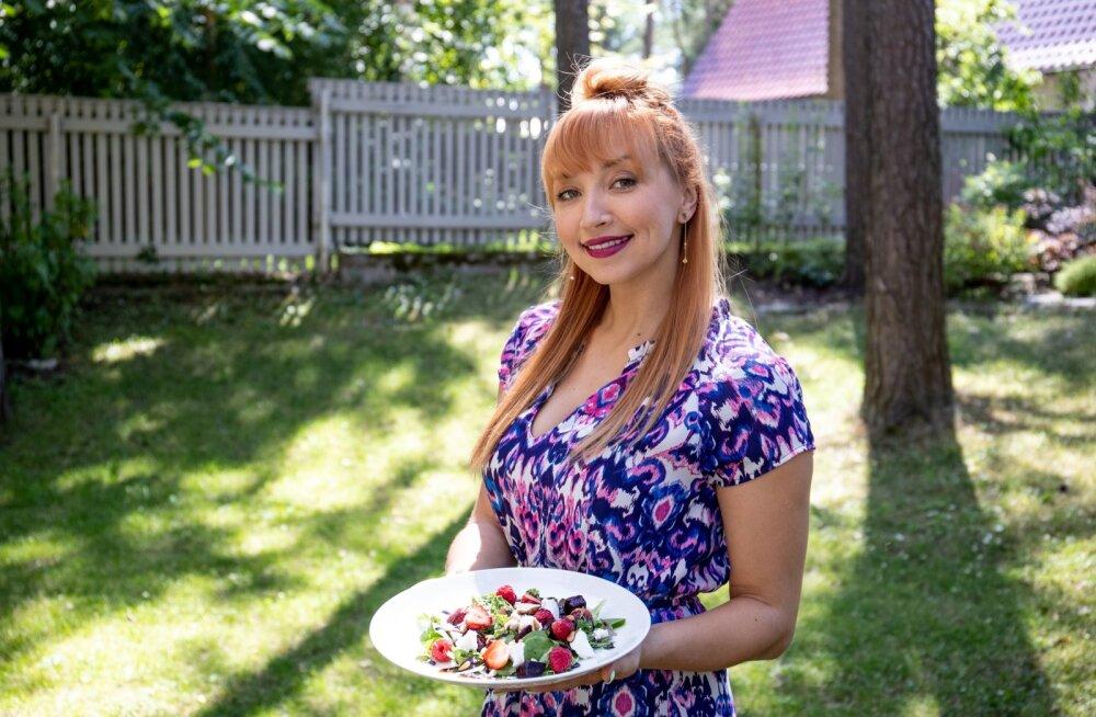LP toit, Tanja Mihhailova-Saar
