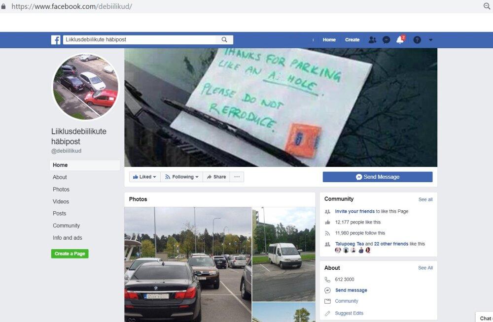 Hea teada: kas sotsiaalmeedias tohib liiklushuligaane avalikult häbistada?