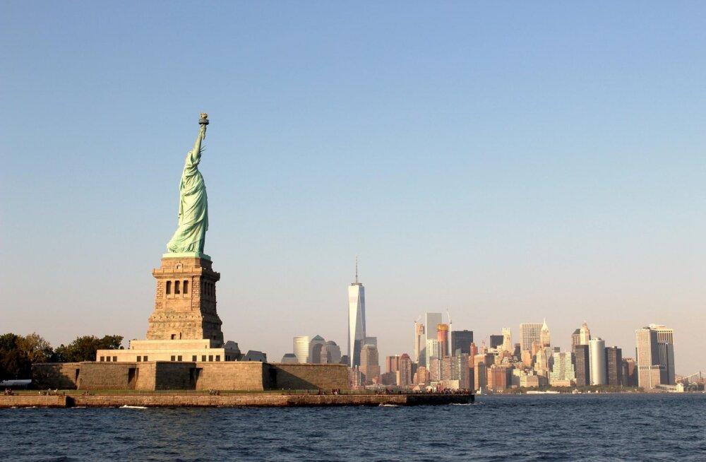 Reisile! SASi edasi-tagasi lennud Tallinnast New Yorki ja Los Angelesse mõistliku hinnaga