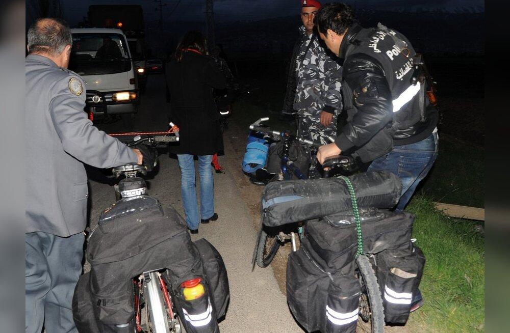 Röövitud eestlaste jalgrattad