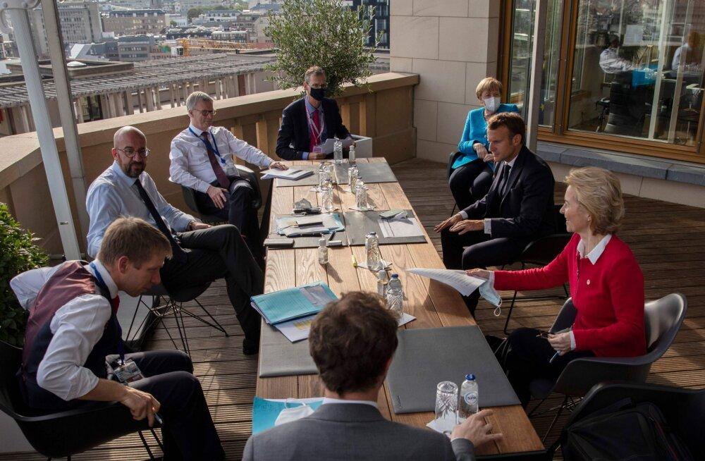 Euroopa Liidu tippkohtumine jätkub ummikseisu tõttu kolmandat päeva: kokkulepet ei pruugi tulla