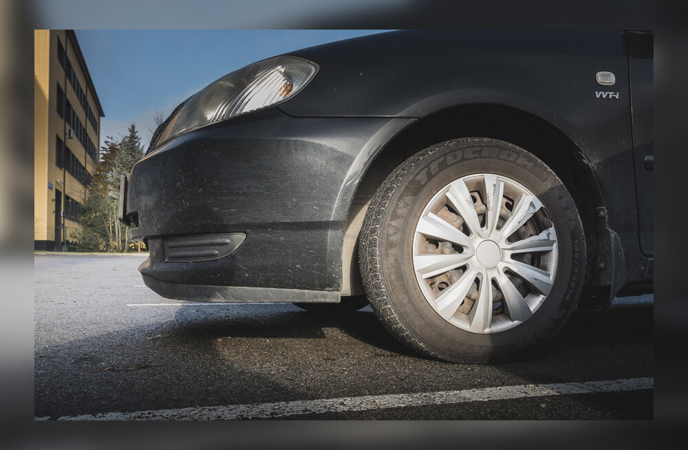 Готовите автомобиль к зиме? Обратите внимание на новые требования по зимним шинам!