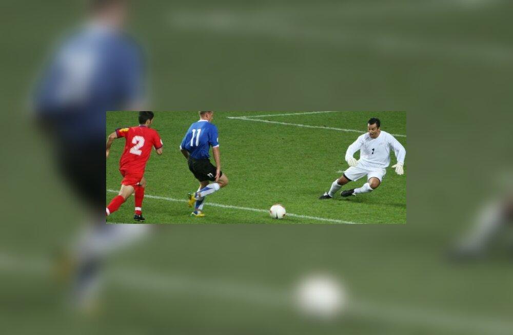 32b1590a81d Eesti - Soome jalgpallimängule oodatakse 600 soomlast - Sport