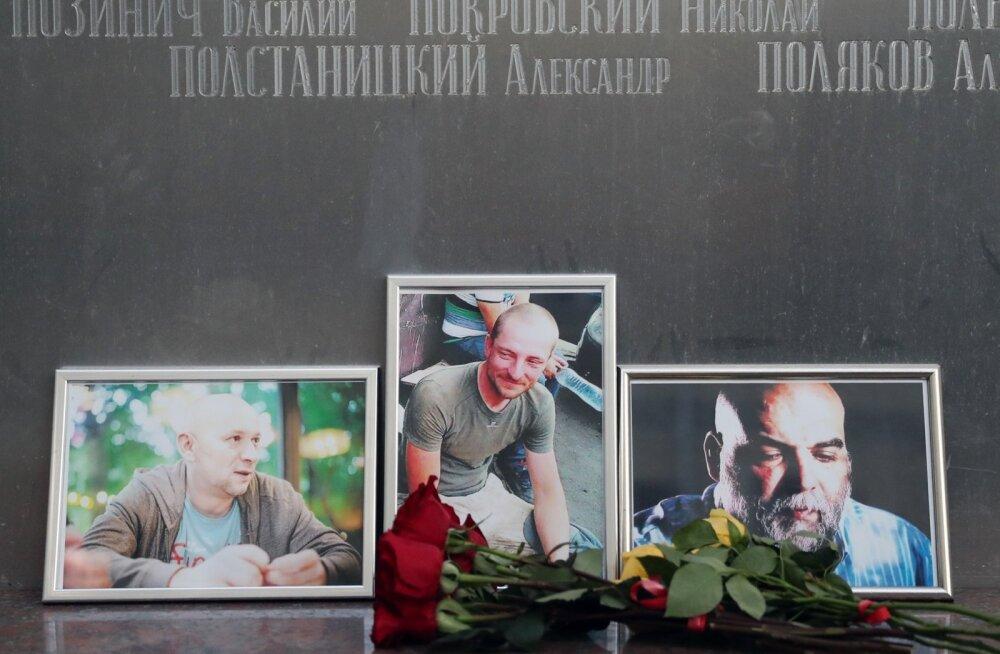 Kesk-Aafrika Vabariigis tapeti kolm Vene ajakirjanikku, kes uurisid sõjalise eraettevõtte Wagner tegevust