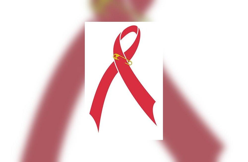 Eestis linnatäis aidsihaigeid