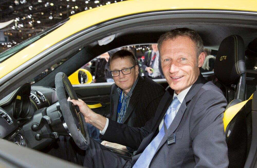 Porsche GT-boss Andreas Preuninger