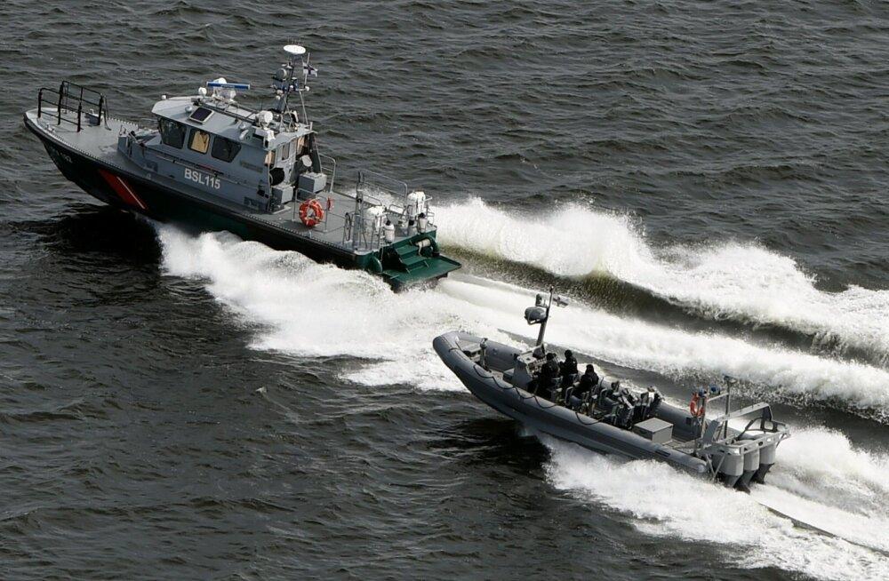 Soome lõunarannikul kadunud Eesti kalamehe otsingud ei ole tulemusi andnud