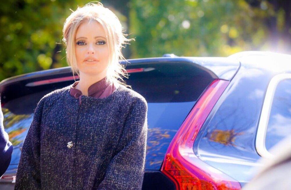 Дочь Даны Борисовой перестала ходить в школу из-за журналистов