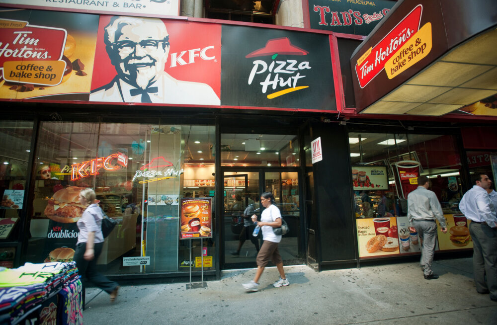 49c0da99475 Kindel värk: Pizza Hut ja KFC sisenevad Eesti turule - Kasulik.ee