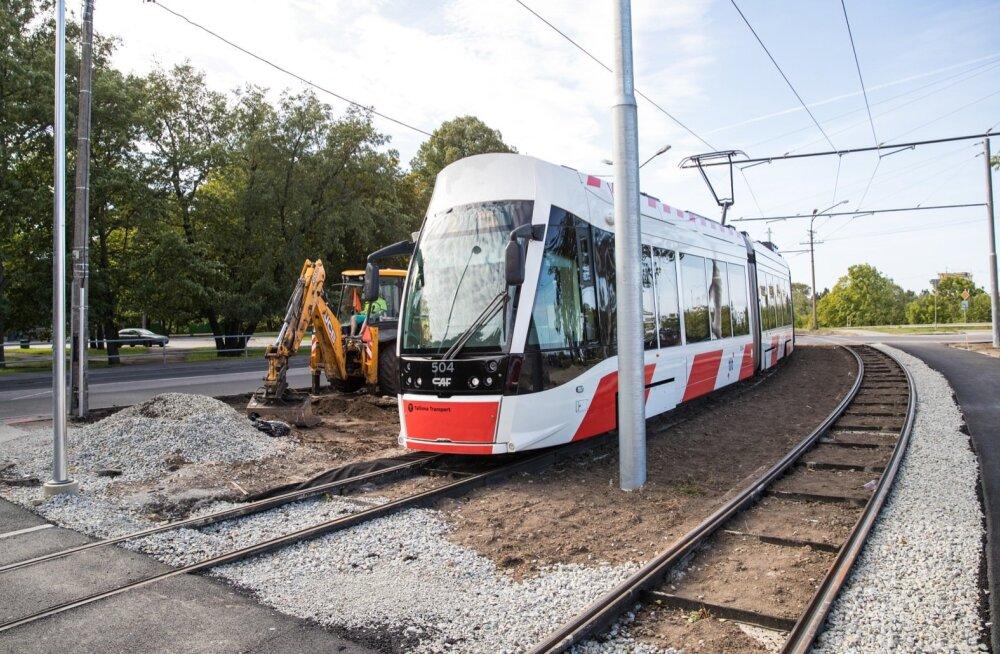 Deniss Boroditš: Tallinna on minu juhtimise all tulemas suurepärane ühistransport