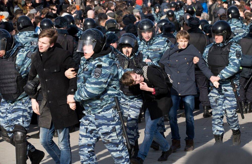Новые протесты и их будущее в России