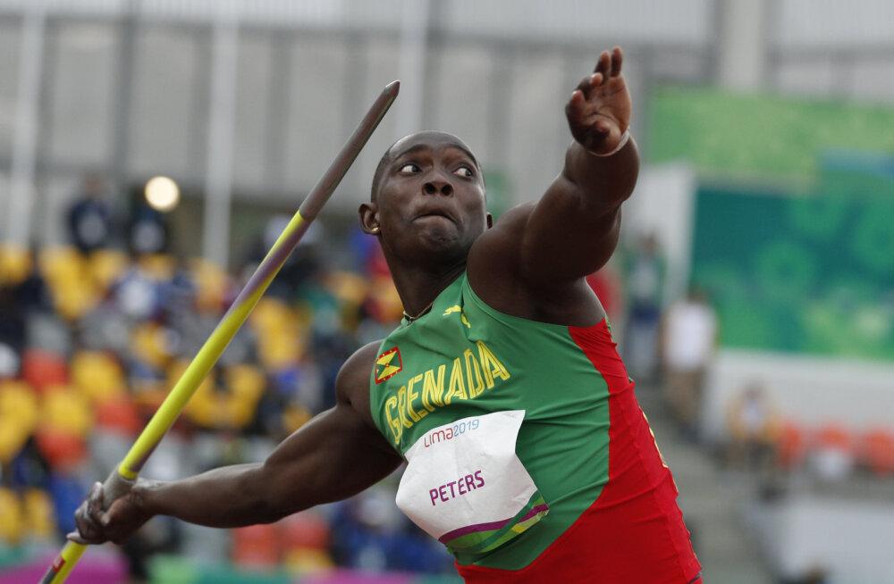 Grenada odaviskaja purustas rahvusrekordi ja viskas maailma hooaja viienda tulemuse