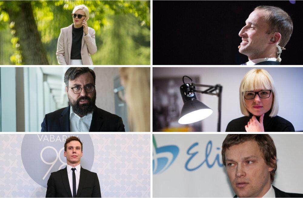 """""""Kõigi Eesti"""" liikumine sai endale nimed: valge südame taga on nii ettevõtjaid kui ka näitlejaid"""
