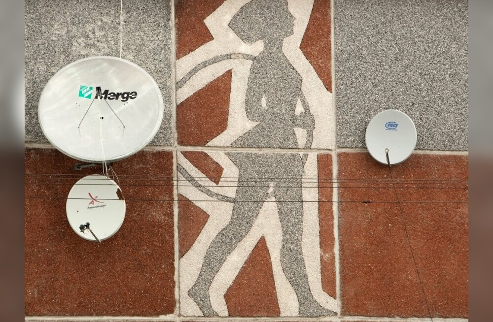 Ülilevi võib häirida teleprogrammide vastuvõttu