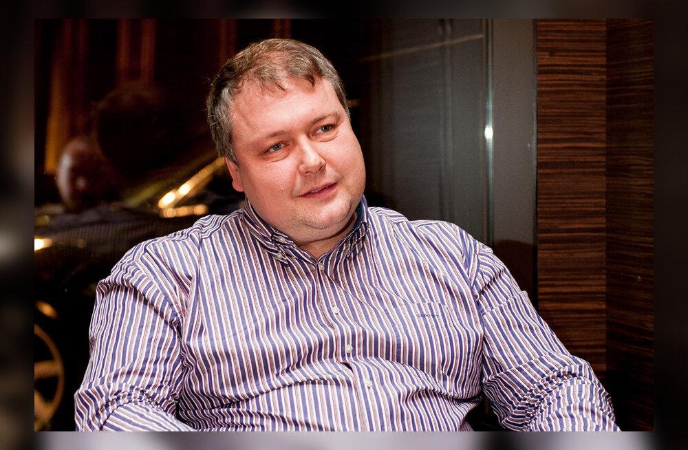 Soojaärimees Janek Veeber lubab Õhtulehe juhtimisse mitte sekkuda