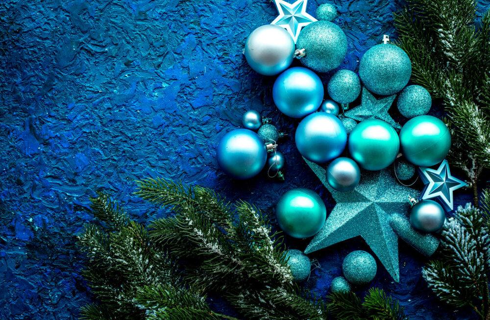 Viis uut ja üllatavat jõulutrendi, mille järgi kodu sel aastal ehteisse sättida