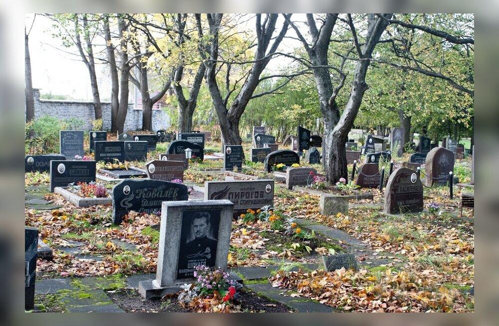 Нарвитянам придется заплатить за новые и старые захоронения