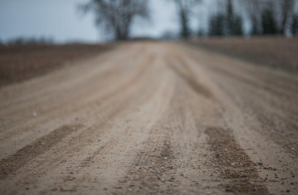 Tähtsatest inimestest rohkem mõjutab maaelu taristu.
