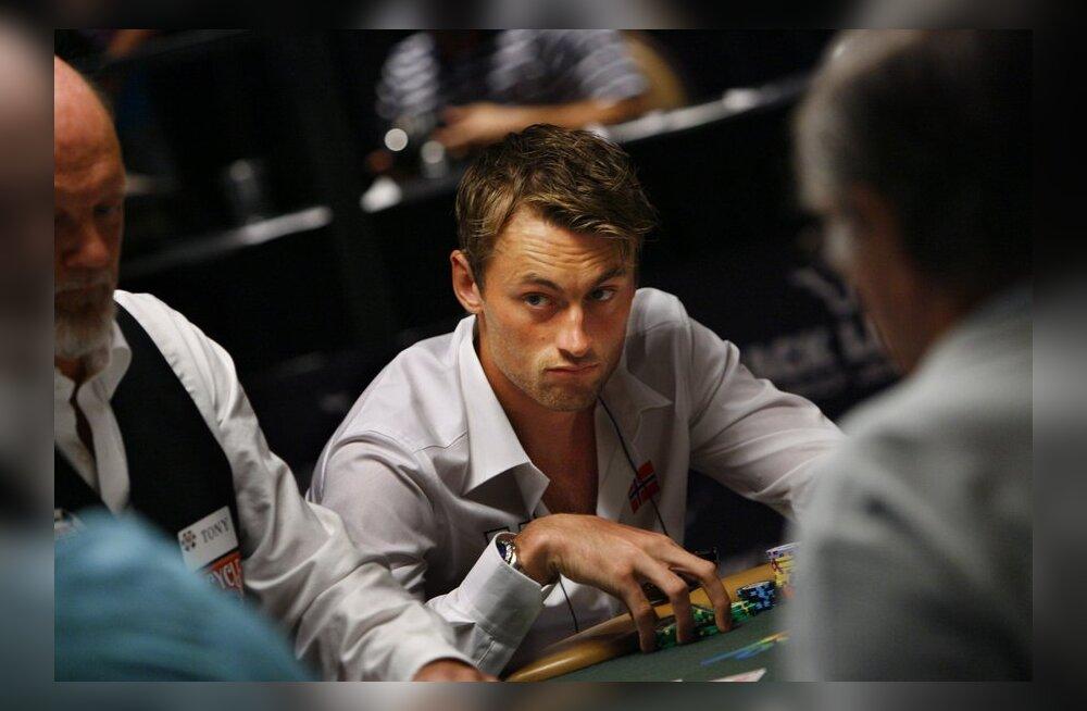Suusaäss Petter Northug võitis pokkeris 46 000 eurot