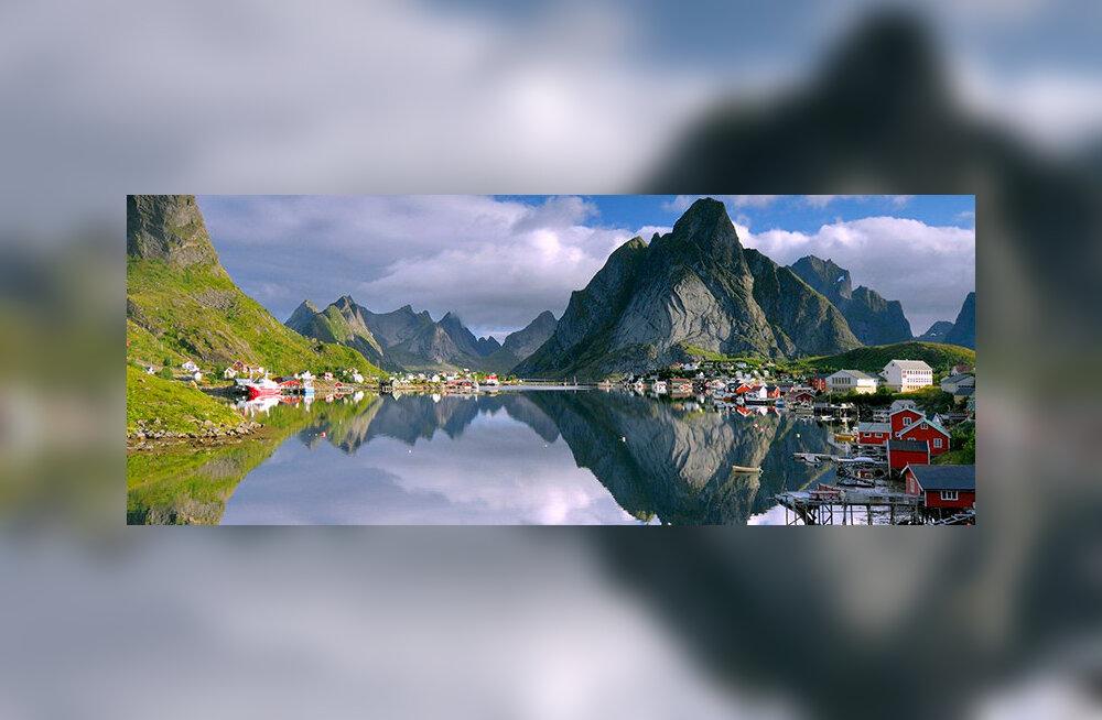 Норвегия признана самой благополучной страной в мире