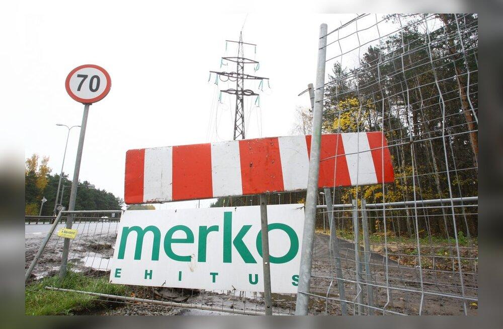 Merko: ettevõte ei ole pistist andnud ja kaebame kohtuotsuse edasi.