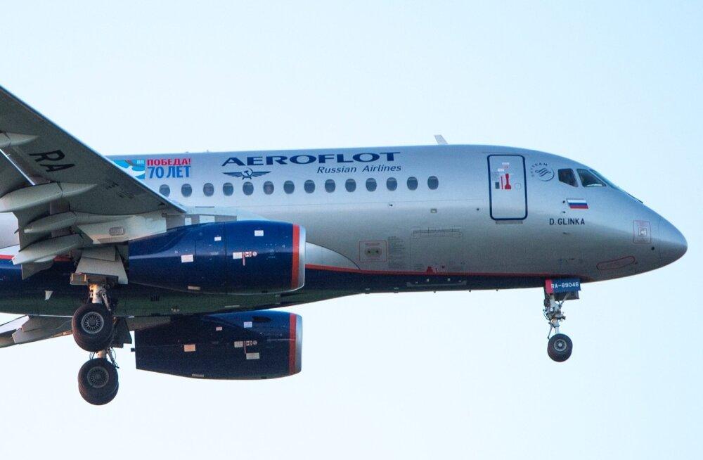 Aerofloti lennuk