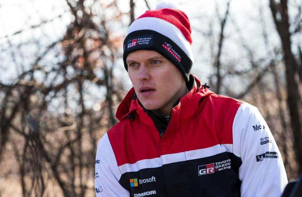 Monte Carlo ralli 2019 testikatse+neljapäev