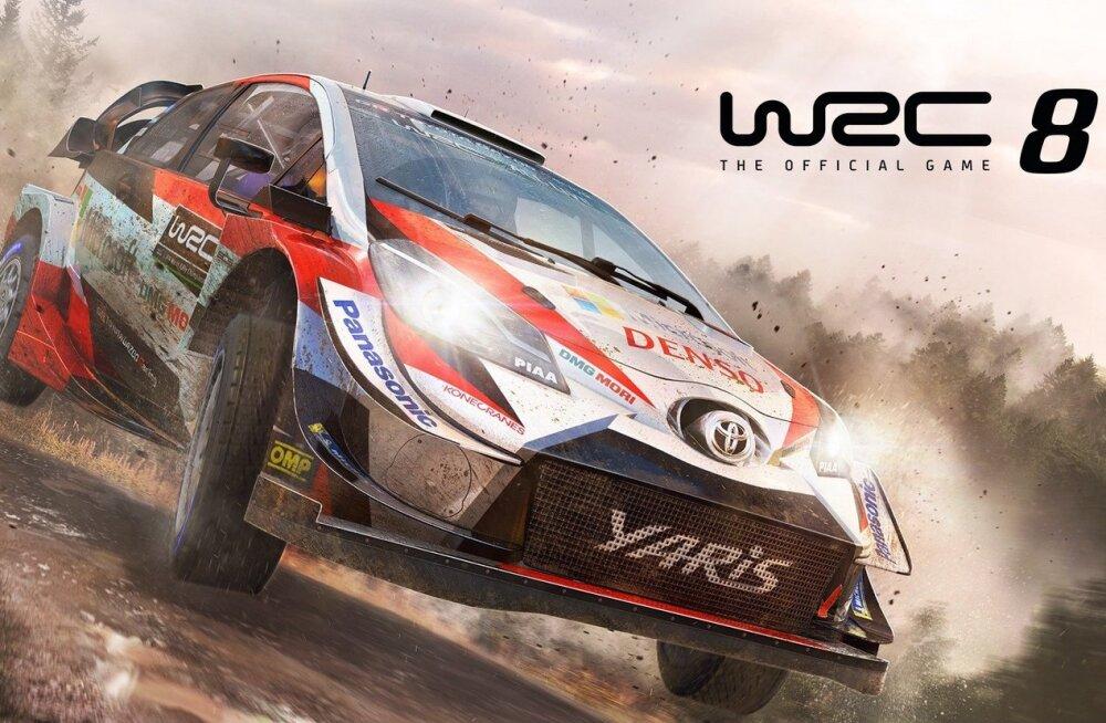 WRC videomängu uus tulemine: uued etapid, rohkem katseid ja Ott Tänaku nahas kihutamine
