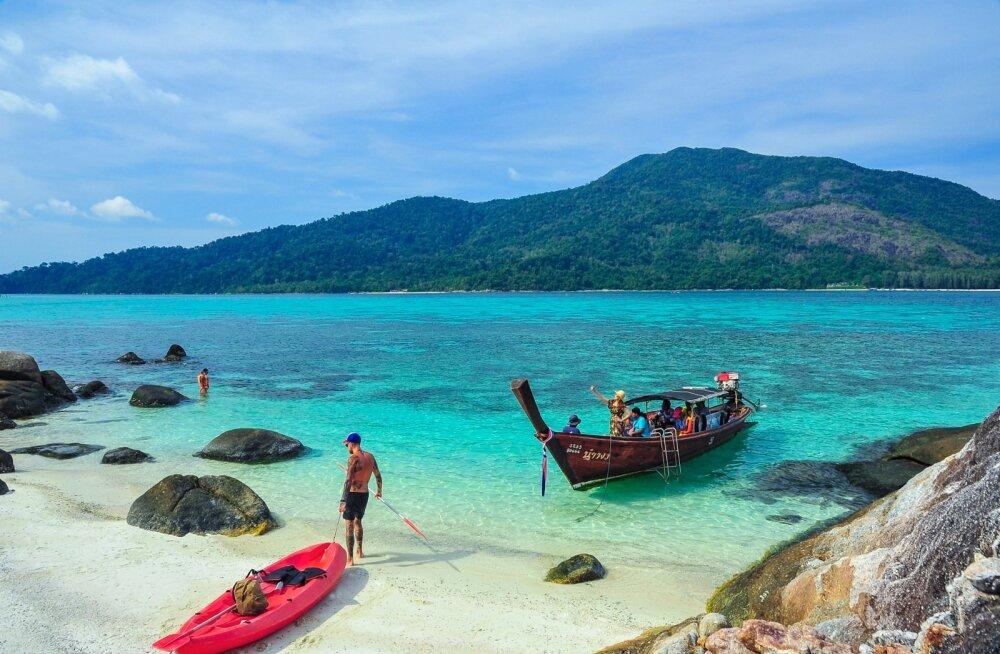 Бесплатный отдых: Таиланд будет ежемесячно приглашать 10 тысяч туристов за символические 3 евро