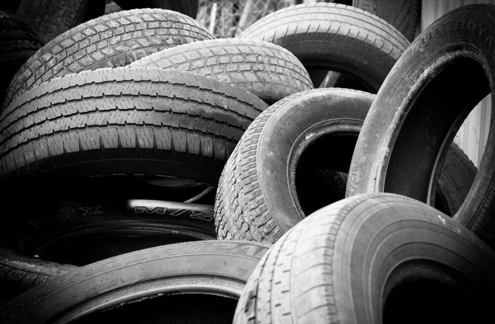 Rehve tuleb vahetada autol regulaarselt ning vastavalt kulumisele. Konsulteeri selleks oma rehvivahetajaga.