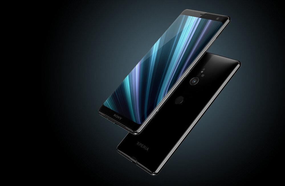 FORTE ARVUSTUS | Sony Xperia XZ3: paari kiiksuga supertelefon, millest keegi ei räägi