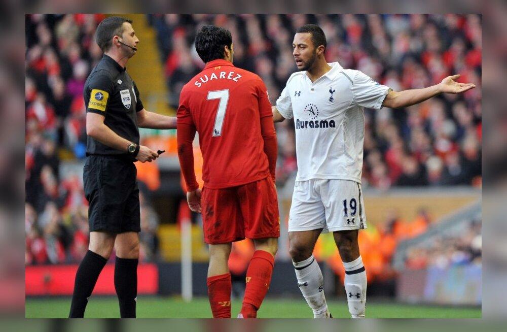 VIDEO: Liverpool ja Tottenham pakkusid väravaid, penalti ja kukepoksi