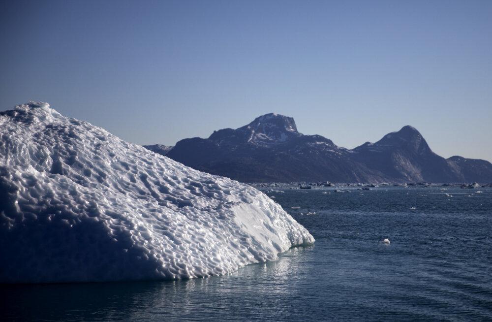 """Teadlased: arktilise merejää """"viimne kants"""" on langenud"""