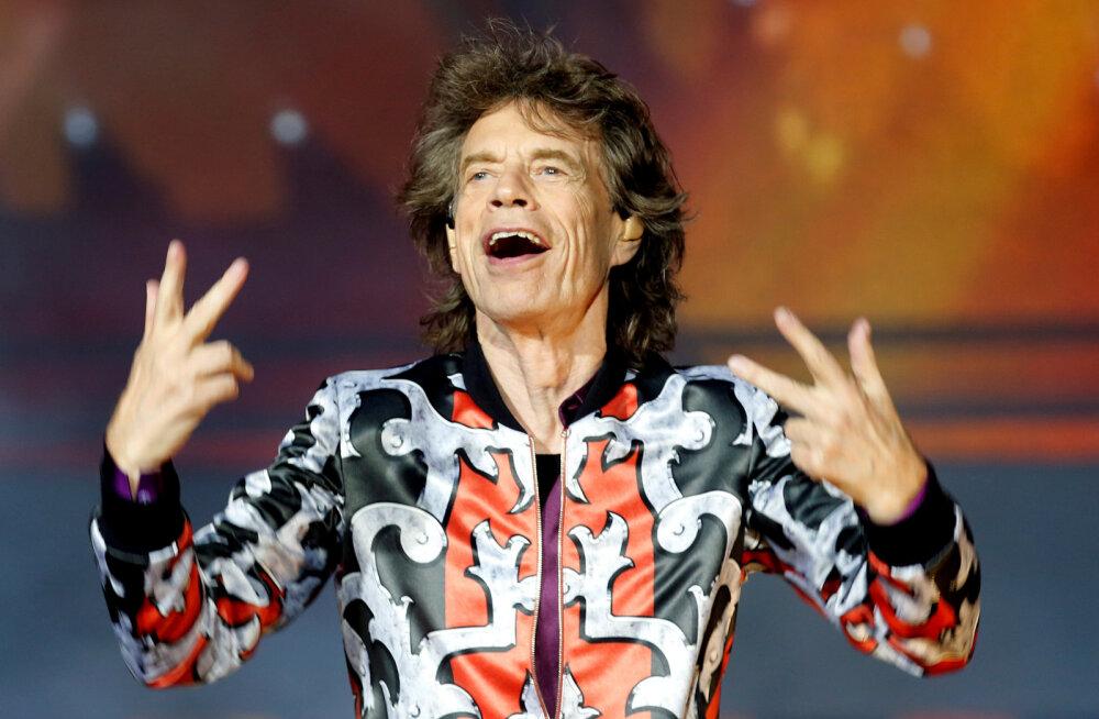 Mick Jagger läheb südameoperatsioonile
