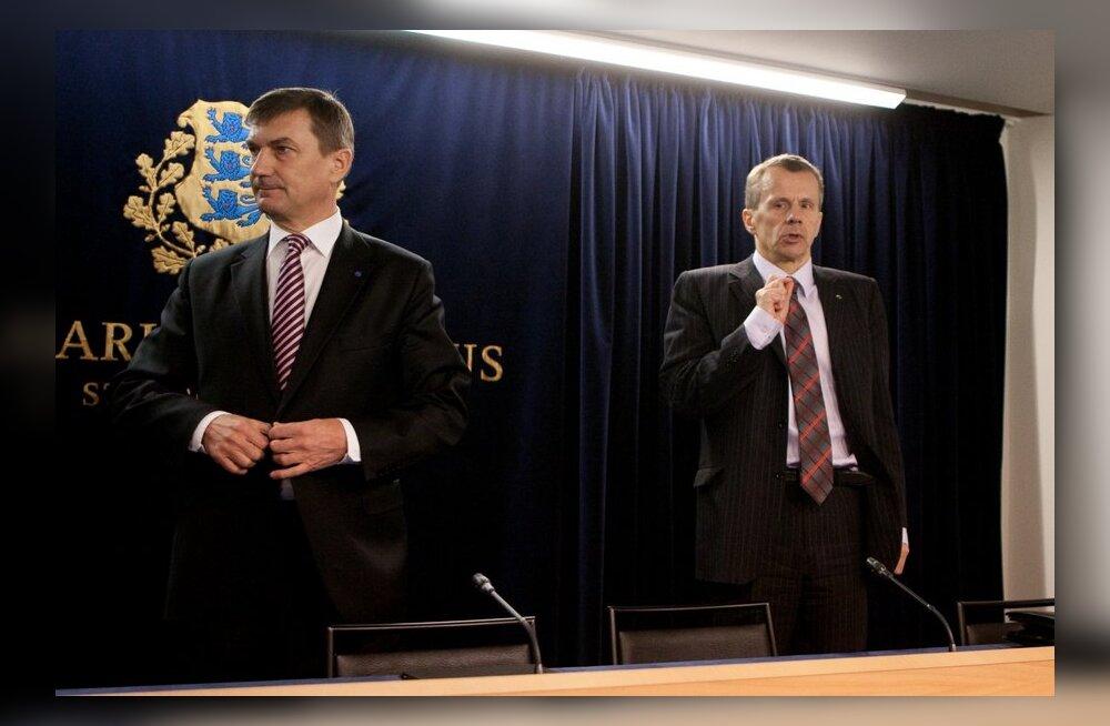 Valitsus toetab euroala stabiilsusmehhanismidest finantsabi andmist Hispaania pankadele