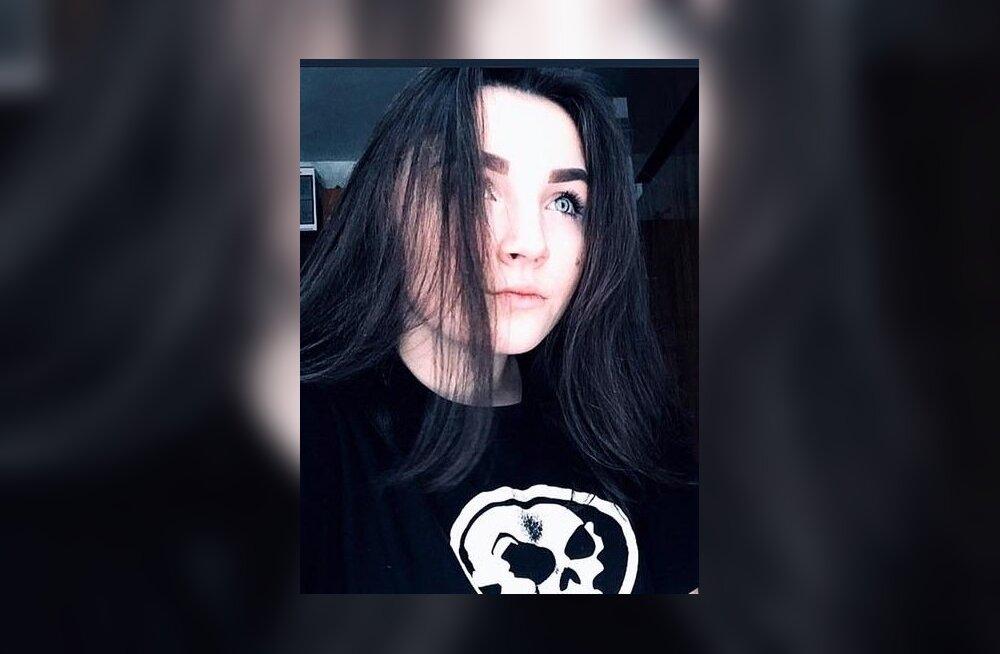 Politsei otsib kadunud 15-aastast Renatat