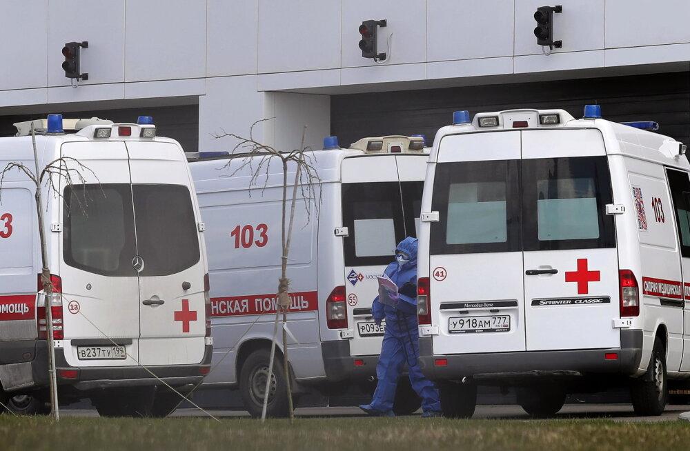 COVID-19 on hakanud laastama ka Venemaa vaesemaid ja kaugemaid paiku