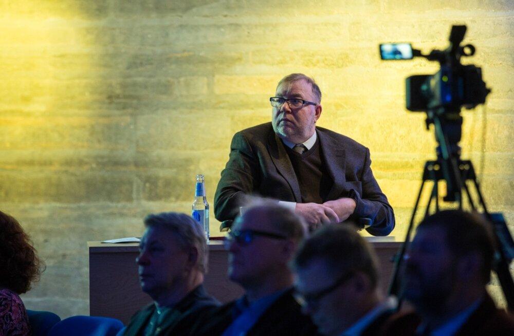 Rahanduskomisjon toetas Laari esitatud kandidaate Eesti Panga nõukokku