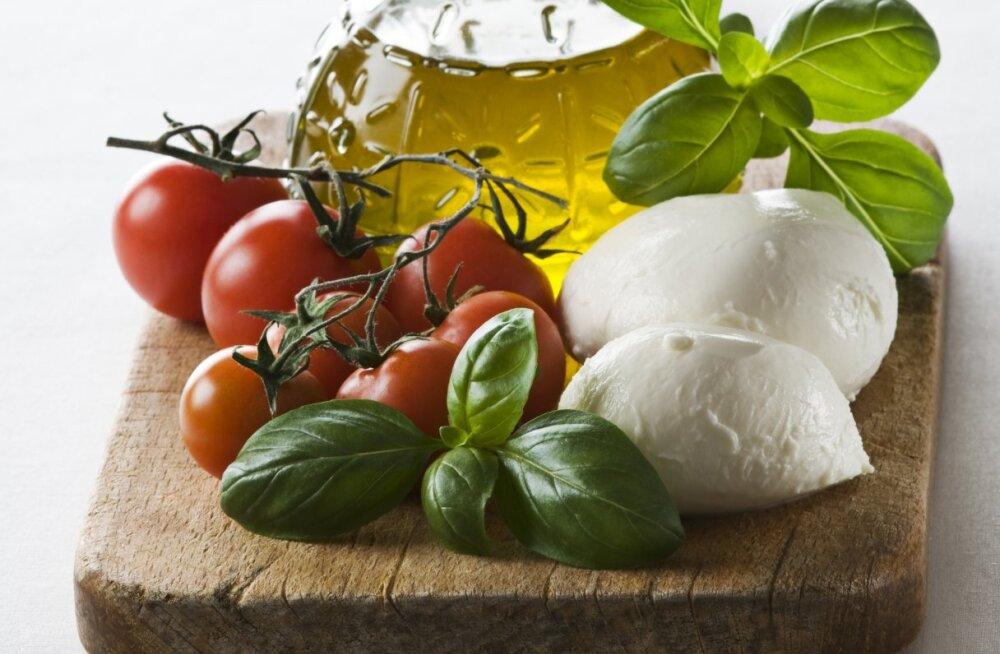 Teaduslikult tõestatud: Vahemere dieet muudab su õnnelikumaks