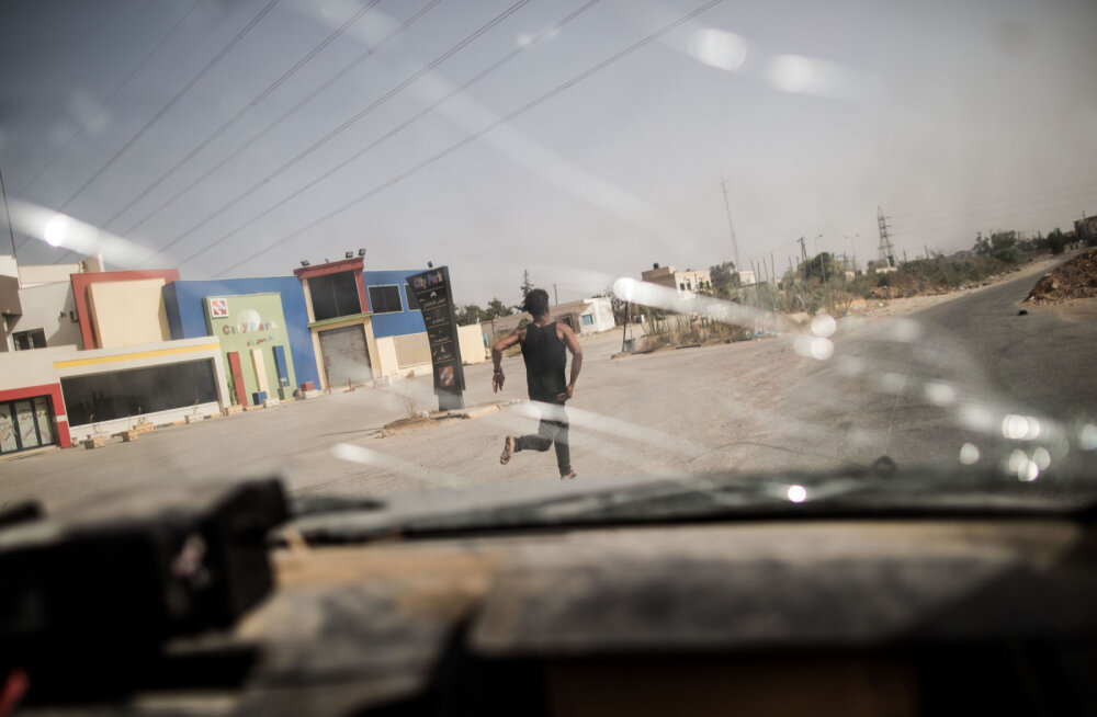 Согласованное ООН временное перемирие в Триполи нарушено