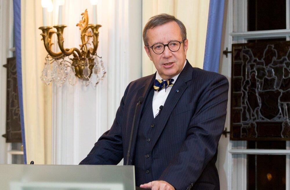 President Ilves Zürichis