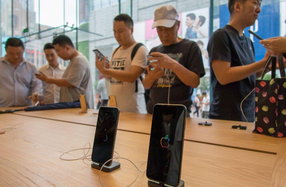 Vaade seestpoolt: Apple'i sõda iPhone'i petuskeemidega Hiinas, 1. osa