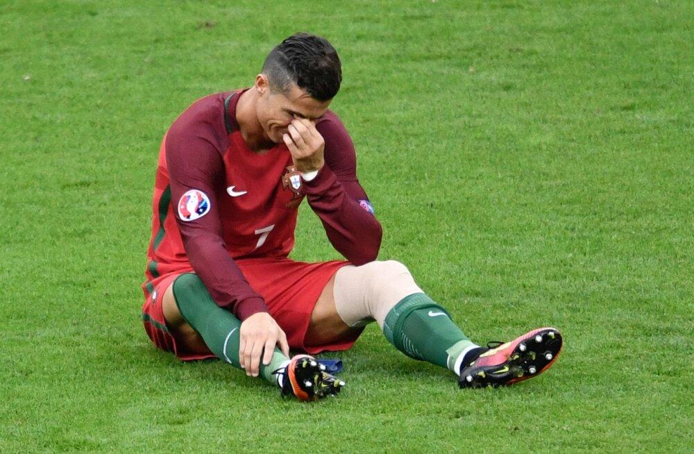 Cristiano Ronaldo meenutas elu tähtsaimat võitu: nutsin nii palju, et mul tekkis veepuudus