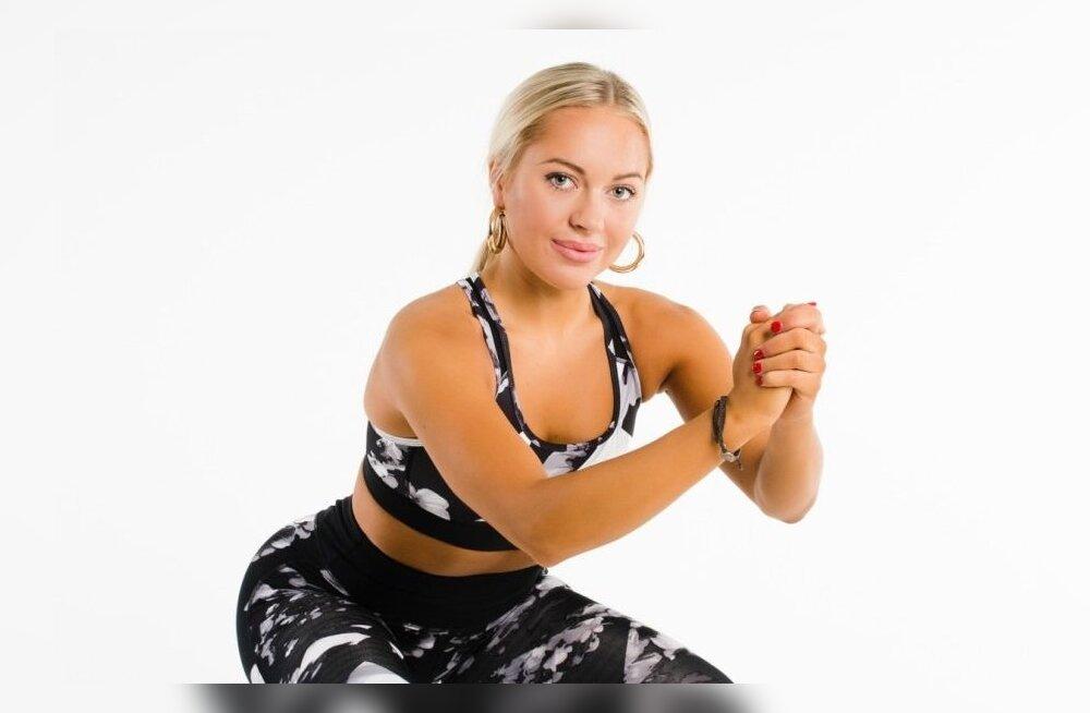 Fitness-blogija soovitab: viis trennikäsku, mis viivad parema tulemuseni!