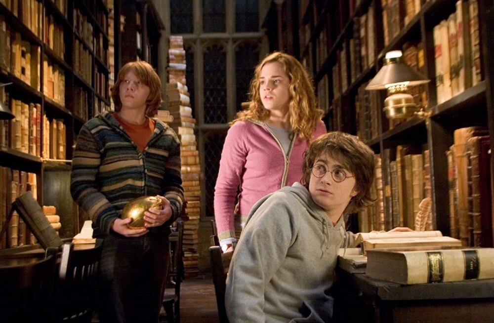 """PÖFFi ajal saabub Tallinnasse """"Harry Potteri"""" režissöör"""